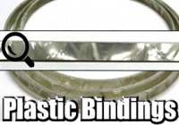 Bindings - Plastic