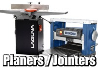 Planers + Jointers + Accessories