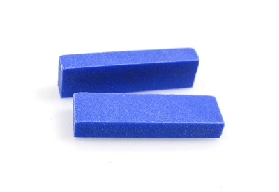 Fret Polishing Rubbers 180 Grit (2 pack)