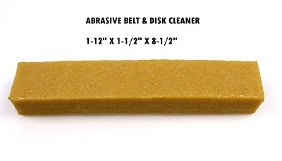 Cleaning Stick for Belt and Disc Abrasives