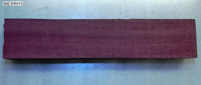 Purpleheart Bridge blank (Standard)
