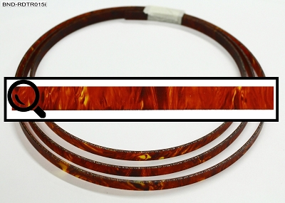 Red Tortoise Celluloid Binding, 55