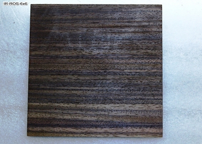 Indian Rosewood Rosette 0.14