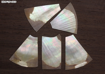 Mother of Pearl 1oz / 30g Variety pack - Gold