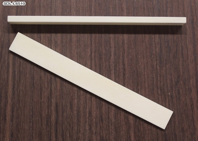 Bleached Bone Saddle for Acoustic Guitars (105x3.5x12mm)
