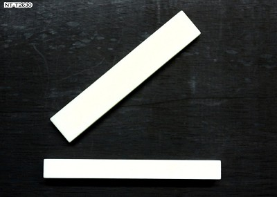Bleached Bone Nut for Electric & Acoustic Guitars (56x6x10mm)
