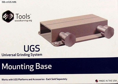 Stuart Batty Universal Mounting Base for UGS (Universal Grinding System)