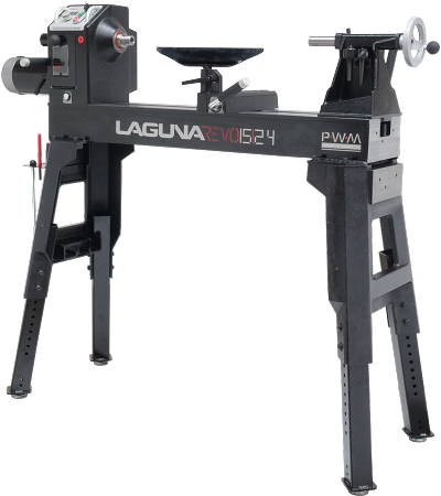 Laguna Revo 15|24 Lathe, Variable Speed, 1.5HP (110V)